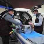 Замена рентгеновской трубки
